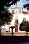 Portugal - Algarve - Portim�o: the court / o tribunal judicial - photo by M.Durruti