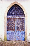 Portugal - Algarve - Mexilhoeira da Carregacao (Portimao): porta mourisca - photo by T.Purbrook