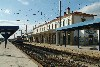 Portugal - Vilar Formoso (concelho de Almeida): na estação ferroviária / at the train station (photo by Angel Hernandez)