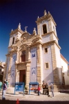 Gouveia: igreja com azulejos / tiled church  (photo by Miguel Torres)