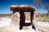 P�ra do Mo�o (Concelho da Guarda): anta / dolmen - photo by M.Durruti