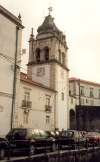 Portugal - Leiria: torre sineira / bell tower  - photo by M.Durruti