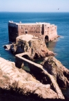 Portugal - Berlengas: the fort - bastion against pirates and Castilians - o forte - basti�o contra piratas e Castelhanos - photo by M.Durruti
