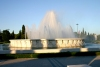 Portugal - Lisboa / Lisbon: fonte / fountain - Praça do Império - photo by M.Durruti