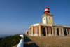 Portugal - Cape Roca (Concelho de Sintra): at the lighthouse / no farol - photo by M.Durruti