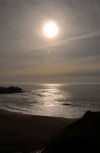 S�o Louren�o, Mafra, Portugal: winter sun over the Atlantic - beach / Praia de S�o Lourenco - sol de inverno sobre o oceano Atl�ntico - photo by M.Durruti