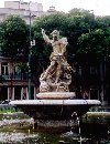Lisboa: Neptuno no Largo da Estefânia - photo by M.Durruti