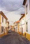 Crato - Alentejo: quiet street - rua tranquila - photo by M.Durruti