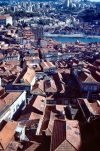 Portugal - Porto: telahdos - a cidade vista da Torre dos Clérigos / the city seen from Torre dos Clérigos - photo by F.Rigaud