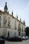 Portugal - Santarem: Camara Municipal de Santarém - antigo palácio Eugénio Silva / Santarém: Eugenio Silva palace - the City Hall - photo by M.Durruti