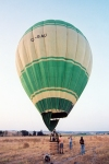 Alc�cer do Sal: bal�o de ar quente antes da descolagem / hot air balloon just before takeoff - photo by M.Durruti