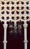 Portugal - Batalha: convent´s inner court / claustro do convento - photo by M.Durruti