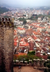 Portugal - Leiria: vista do castelo / from above  - photo by M.Durruti