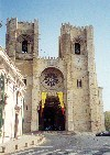 Portugal - Lisboa: a Sé Catedral - largo da Sé - photo by M.Durruti