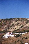 Portugal - Algarve - Algarve - Praia da Luz  (concelho de Lagos): hillside retreat / ref�gio na encosta (photo by D.S.Jackson)