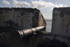 Puerto Rico - San Juan: Spanish fort of San Felipe del Morro - cannon II (photo by D.Smith)