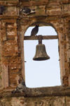 Puerto Rico - San Juan: old bell II (photo by D.Smith)