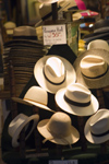 Puerto Rico - San Juan: hat shop (photo by D.Smith)