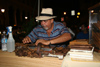 Puerto Rico - San Juan: Cigar maker (photo by D.Smith)