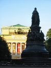 Russia - St. Petersburg: the Kirov / Mariinsky Theatre ( Санкт Петербург: театр) (photo by D.Ediev)