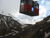 Russia - Kabardino-Balkaria: Elbrus cable car from Azau to the station Stary Krugozor (photo by D.Ediev)