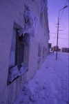 Russia - Khatanga (Taymyria): Siberian windows II (photo by E.Philips)