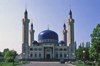 Russia - Maikop (Republic of Adygea  Adygheya): mosque (photo by Vladimir Sidoropolev)