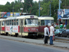 Russia - Udmurtia - Izhevsk: trams (photo by Paul Artus)