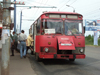 Russia -  Udmurtia - Izhevsk: bus (photo by Paul Artus)