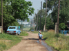 Russia - Udmurtia - Izhevsk: rural road (photo by Paul Artus)
