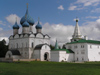 Russia - Suzdal - Vladimir oblast: Nativity of the Virgin Cathedral in Kremlin - White Monuments - UNESCO world heritage - photo by J.Kaman