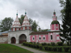 Russia - Suzdal - Vladimir oblast: Deposition of the Robe Convent / Cathedral / Monastery - Holy Gate, Rizopolozhensky Convent - photo by J.Kaman