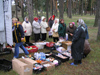 Russia - Pereslavl-Zalessky area: open air shopping - grocery on a truck back - photo by J.Kaman
