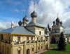 Russia - Rostov: Kremlin and Assumption cathedral - photo by J.Kaman