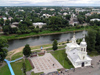 Russia - Vologda: view from the Bell Tower lookout - photo by J.Kaman