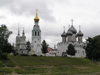 Russia - Vologda: Kremlin - onion domes - photo by J.Kaman