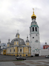Russia - Vologda: church in the Kremlin - photo by J.Kaman