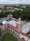 Russia - Vologda: Kremlin from above - photo by J.Kaman