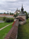 Russia - Kirillov - Valogda oblast: Kirillo-Belozersky Museum of History, Architecture & Fine Arts - photo by J.Kaman