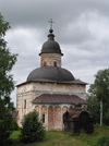 Russia - Kirillov - Valogda oblast: Kirillo-Belozersky Museum of History, Architecture & Fine Arts - chapel - photo by J.Kaman