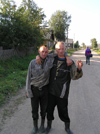 Russia - Marino - Valogda oblast: drunk Russians - photo by J.Kaman