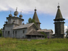 Russia - Liadiny / Ljadiny - Arkhangelsk Oblast: Church of the Epiphany - wooden church - Russian Orthodox - photo by J.Kaman