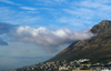 South Africa - Sea side and mountain town near Cape Town - photo by B.Cain
