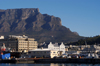 South Africa - Waterfront, Table Mountain, Cape Town (photo by B.Cain)