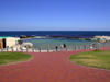 Cape Town, Western Cape, South Africa: Camps Bay Tidal Pool - photo by D.Steppuhn