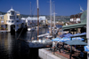 South Africa - Knysna: popular tourist location on the Garden Route between Port Elizabeth and Cape Town - photo by R.Eime