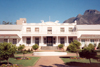 Cape Town, Western Cape, South Africa: Tuynhuys - Garden House - the Cape Town office of the Presidency of the Republic - colonial touch by the Company Gardens - architect Louis Michel Thibault - photo by M.Torres