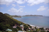 Anse Lorient and Anse des Cays, St. Barts / Saint-Barthélemy: the central part of the North coast  - photo by M.Torres