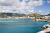 Sint-Maarten - Pointe Blanche: view of the coast - photo by D.Smith