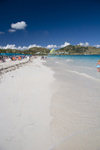 St. Martin - Orient Beach: white sand - Caribbean - photo by D.Smith